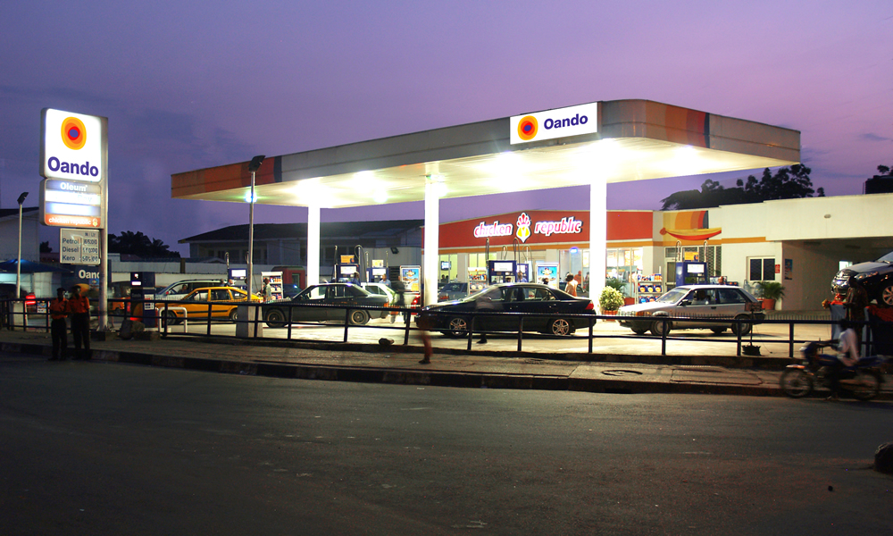 Filling station business plan in nigerian